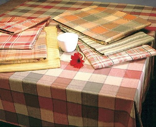 100_cotton_yarn_dyed_table_linen